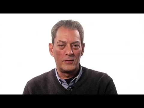 paul auster why write essay