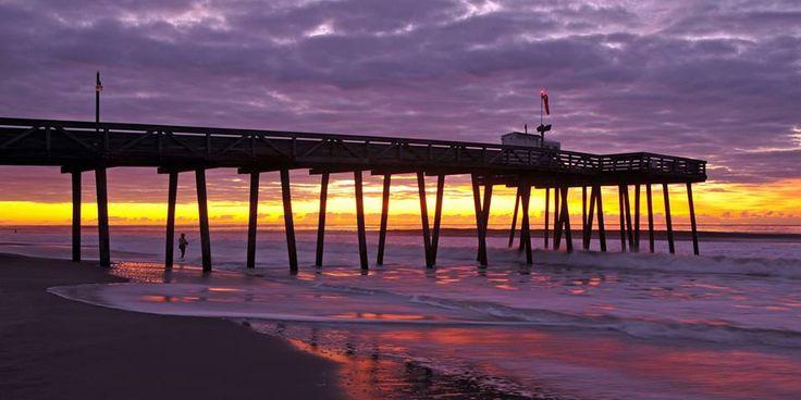 Fishing pier ocean city nj for Ocean city md fishing pier