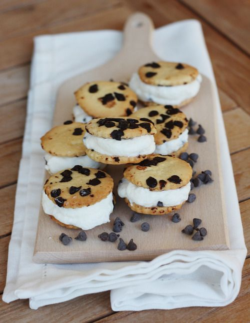 Classic Ice Cream Sandwich | Food & Drinks | Pinterest