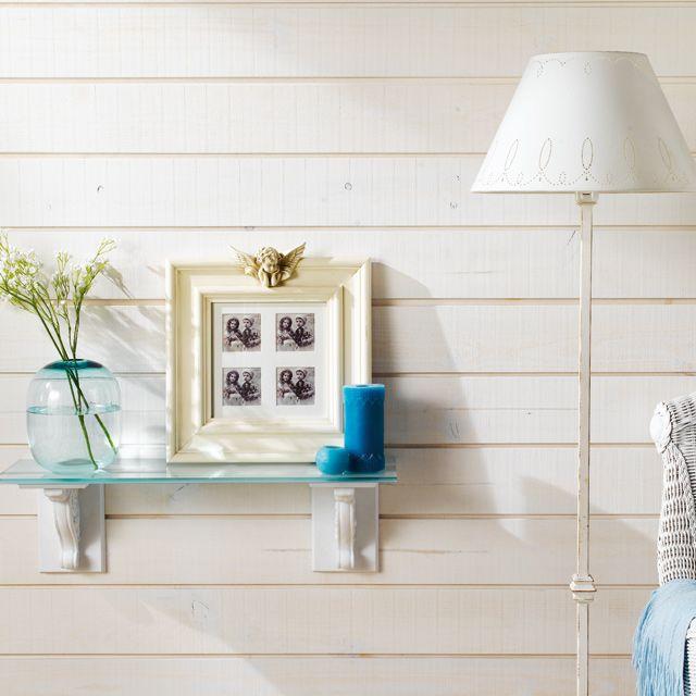 Chambre Lambris Blanc. Excellent Tte De Lit Pour Enfants With ...