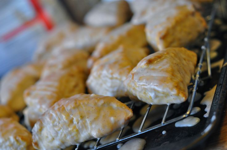 Starbucks Pumpkin Scones | Recipe