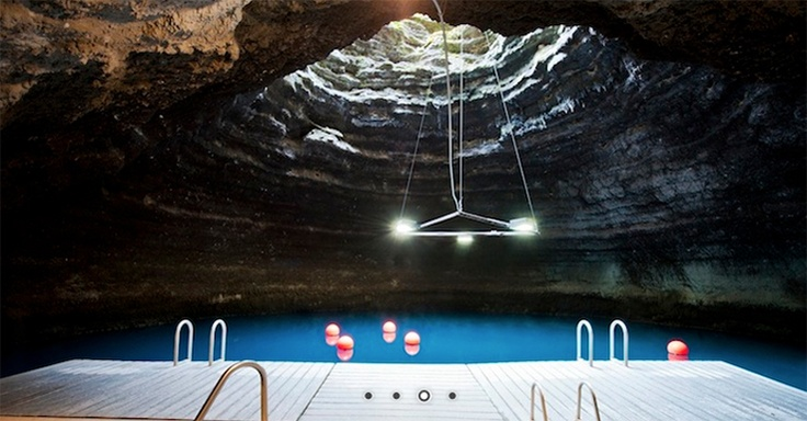 Homestead crater places i have been pinterest for Indoor pools in utah