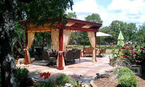 Lawn Master Outdoor Living : Lawn Master Pergola  Fences & Outdoor Decor  Pinterest