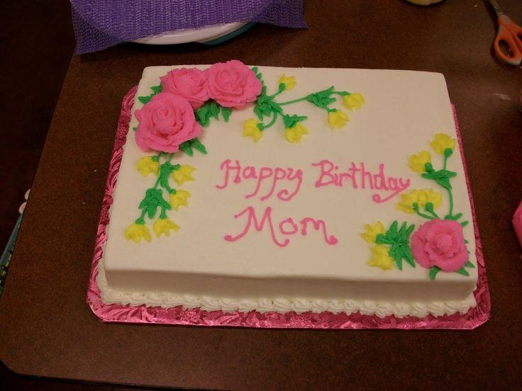 Buttercream Cake Decorating For Beginners : Pin by Debbie Hoovler on Cakes Pinterest
