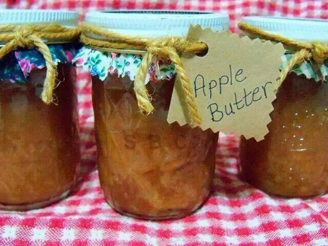 Crockpot Apple Butter | Food Recipes | Pinterest