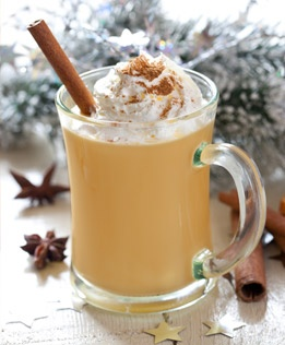 Eggnog with coffee | Recipes | Pinterest