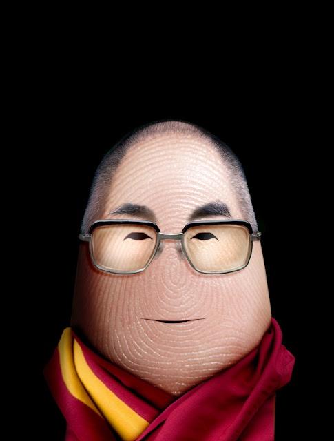 Dito Dalai Lama... more > ditology.blogspot.it