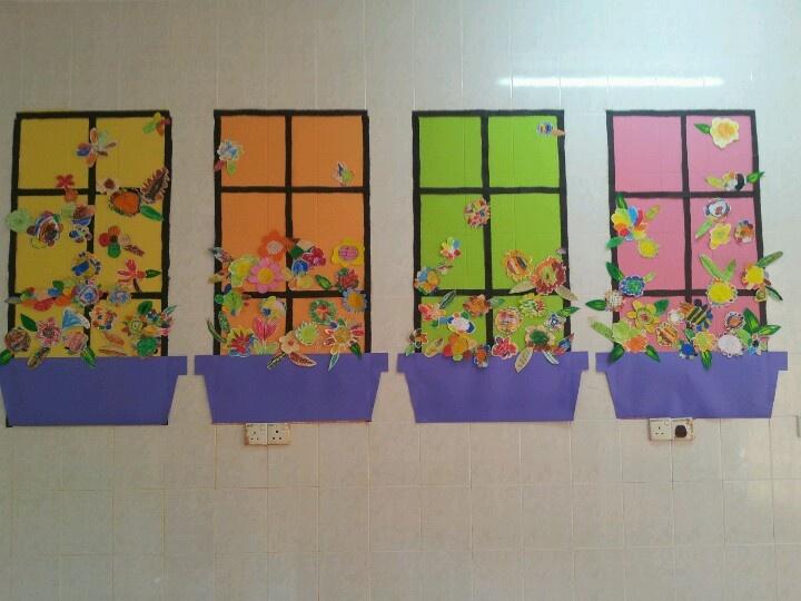 Windows | Classroom / Bulletin Decor and Posters | Pinterest