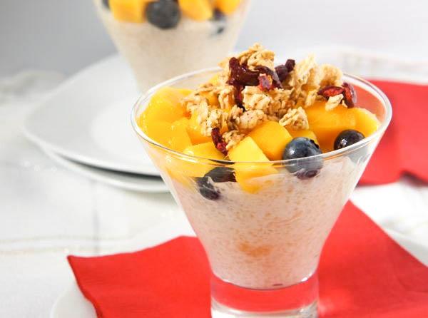 Coconut Tapioca | Delicious Dessert Recipes | Pinterest