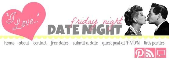 The Garden of Books: Friday Night Date Night