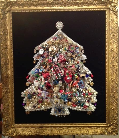 Unique Christmas TreeUnique Christmas Craft Ideas