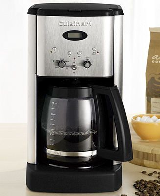 Cuisinart Coffee Maker Amps : Cuisinart DCC-1200 Coffee Maker, Brew Central 12-Cup