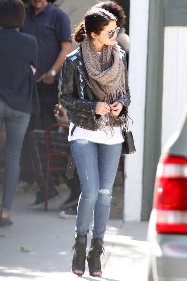 Selena Gomez styles
