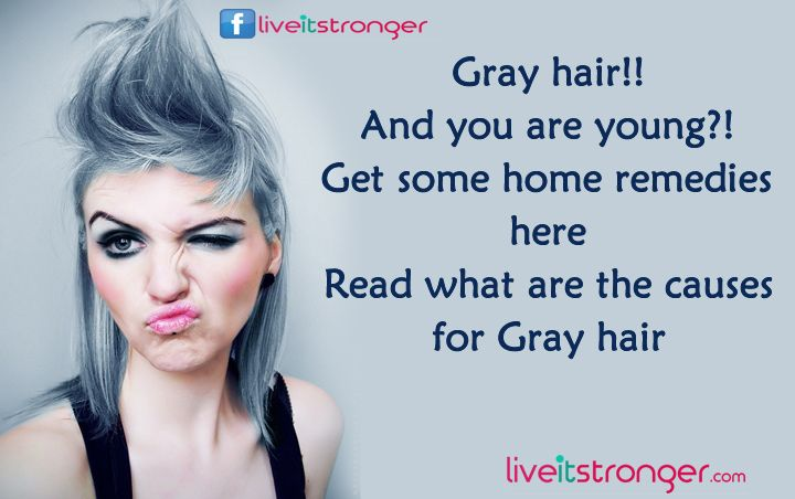 how to stop grey hair home remedies