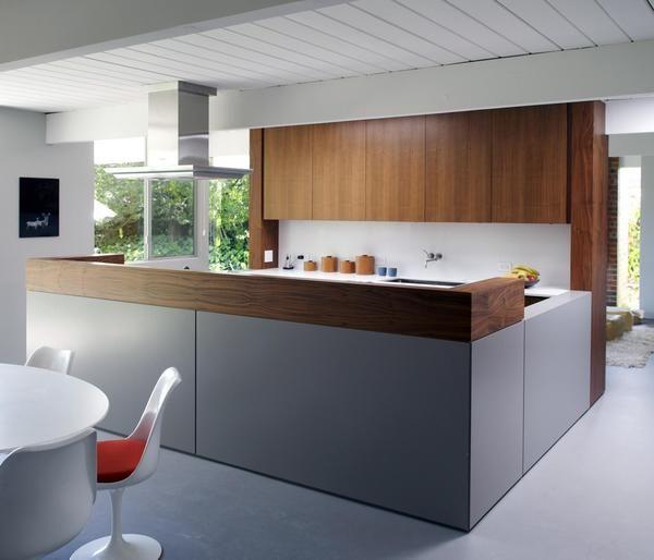 Mid Century Modern Renovation San Rafael Eichler Kitchen Remodel