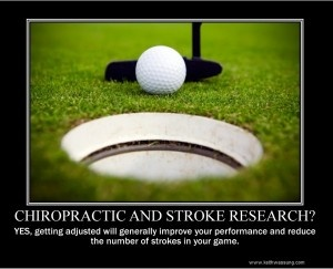 Chiropractic research for you