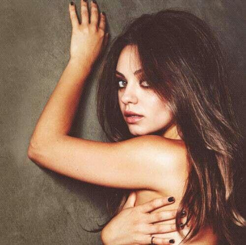 Mila Kunis | Pretty faces and... | Pinterest Mila Kunis