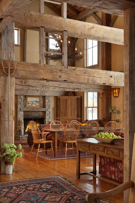 Beautiful Barn To Home Home Kitchen Pantry Dining