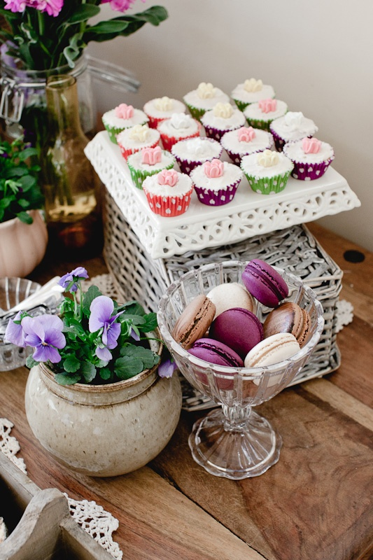 country style baby shower