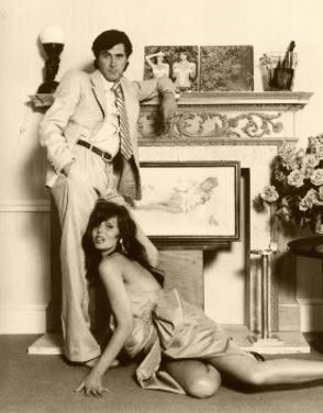 Bryan Ferry and Kari-Ann Muller (she was the first Roxy Music cover ...