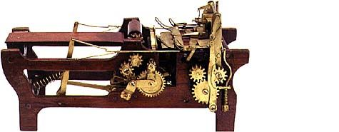 """Margaret Knight was one of the most prolific inventors in the 19th century. She """"is credited with nearly ninety inventions and twenty-two patents,"""" according to the Smithsonian, including a device that would automatically stop a factory machine if something got caught in it. She also invented this machine, the first to make paper bags with flat bottoms."""