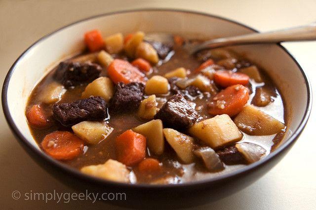 Irish Beef Stew | Eating Broth | Pinterest
