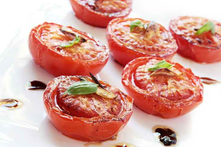 Slow Roasted Tomatoes | Cooking: On the Side | Pinterest