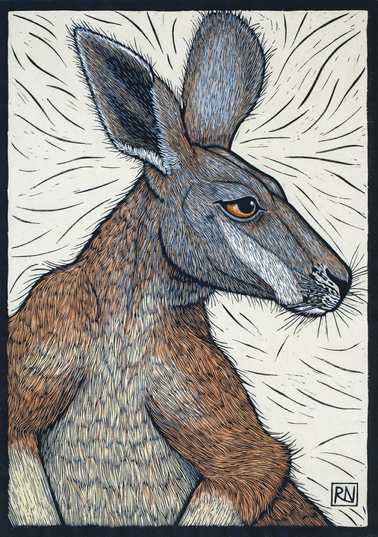 Pin by helen bell on printmaking animals creatures