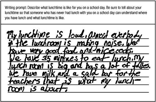 4 paragraph essay on respect for kids