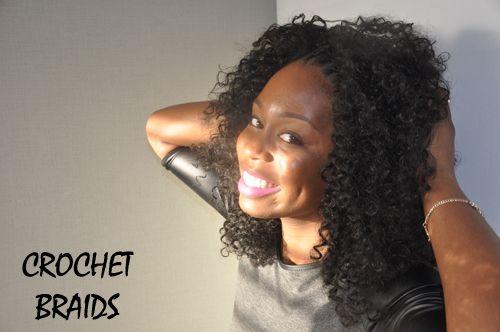 Crochet Braids Zetten : Crochet braids Protective Hairstyles Pinterest