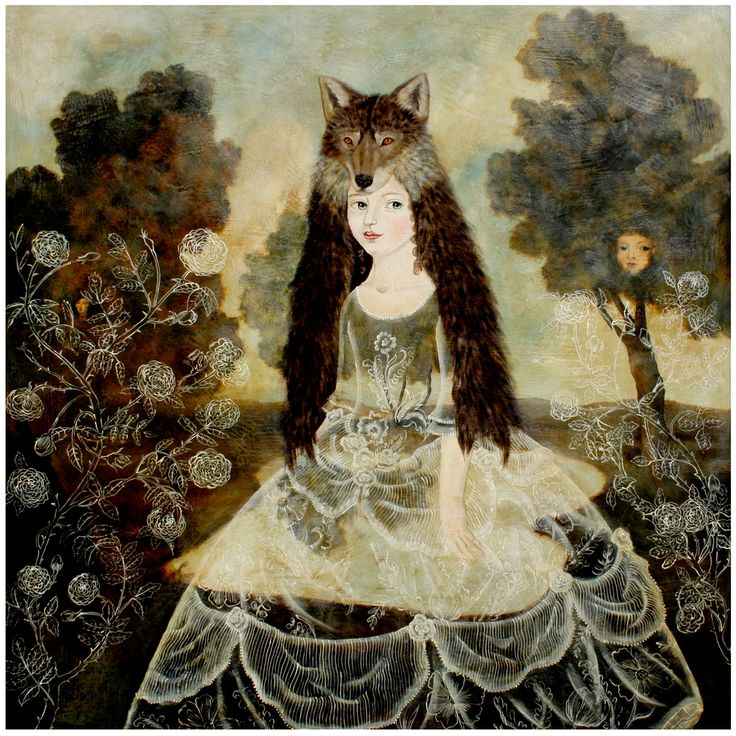 Wolf Girl, Anne Siems