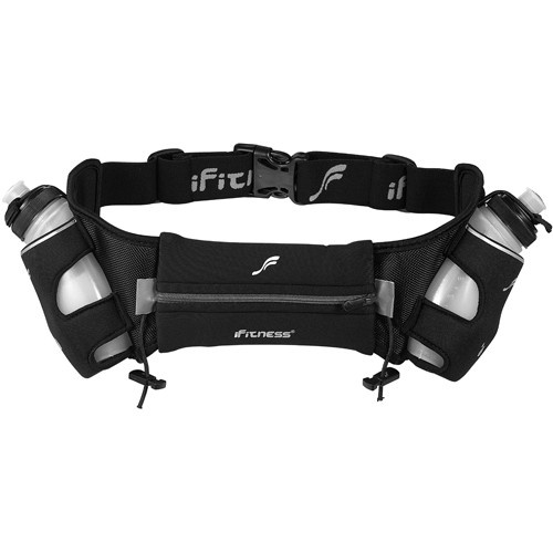 iFitness Neoprene Hydration Belt (16 oz)