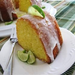 Key Lime Cake II Allrecipes.com