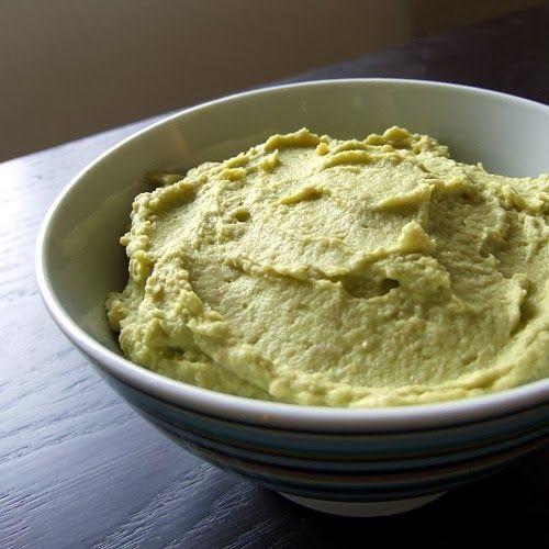 Guacamole Hummus - great combo! | Food | Pinterest