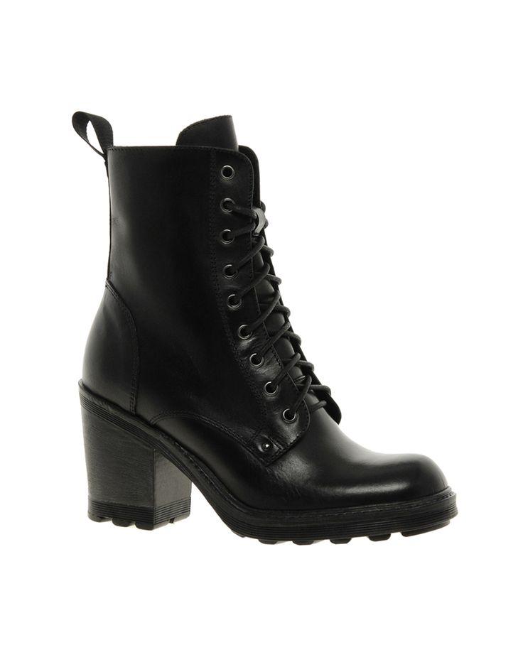 combat boot heels shoes bags