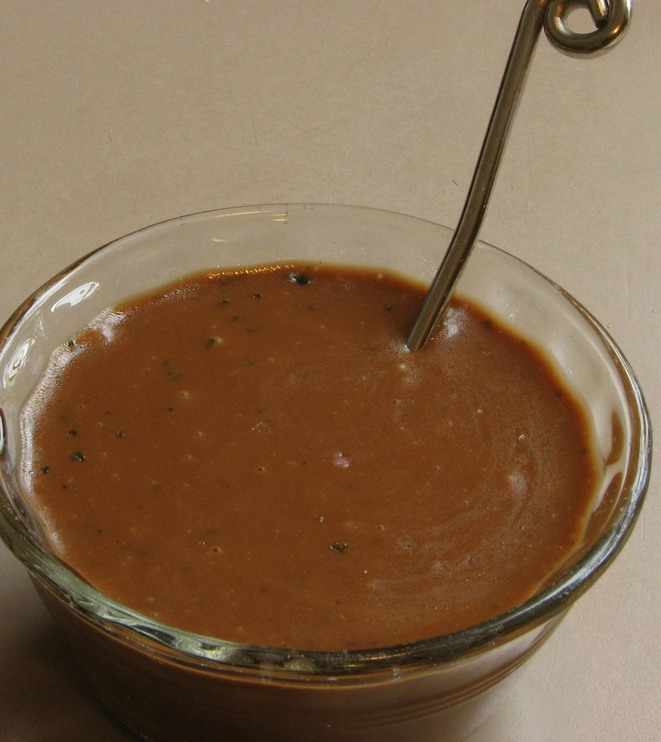 Homemade Balsamic Vinaigrette dressing tweak my recipe to include some ...