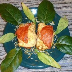 Rosemary Chicken Rollatini...chicken smothered in parmesan cheese and ...