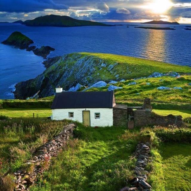 Dingle Peninsula County Kerry Ireland Ireland Pinterest