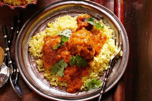 Chicken & apricot tagine | Dreamy Dishes | Pinterest