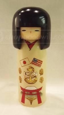 Asian good memory doll
