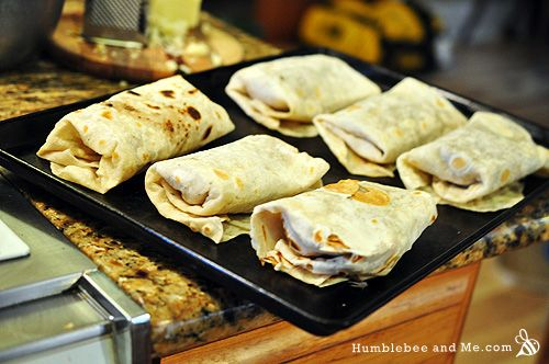 Sweet Potato and Black Bean Burritos | Food and Drink | Pinterest