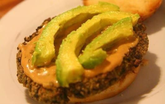 Gojee - Spicy Black Bean Burgers with Chipotle Mayo by And then I ...