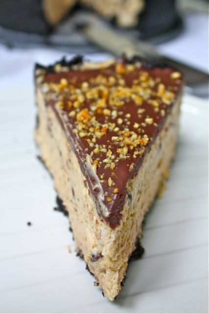 Chocolate Peanut Butter Torte | Sweets | Pinterest