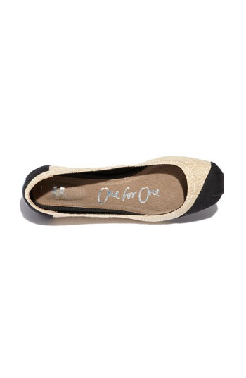 so excited for my new TOMS 'Alessandra' Ballet Flat
