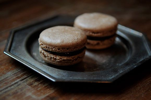 Oaxacan cinnamon chocolate macaroons from Food52 - Eat Your Books is ...