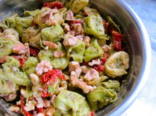 Tortellini Salad with Emeril's Balsamic Vinaigrette