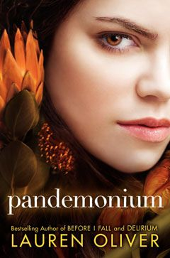 Pandemonium Lauren Oliver delivers an electrifying follow-up to her acclaimed New York Times bestseller, delirium. This riveting, brilliant novel crackles with the fire of fierce defiance, forbidden romance, and the sparks of a revolution about to ignite.