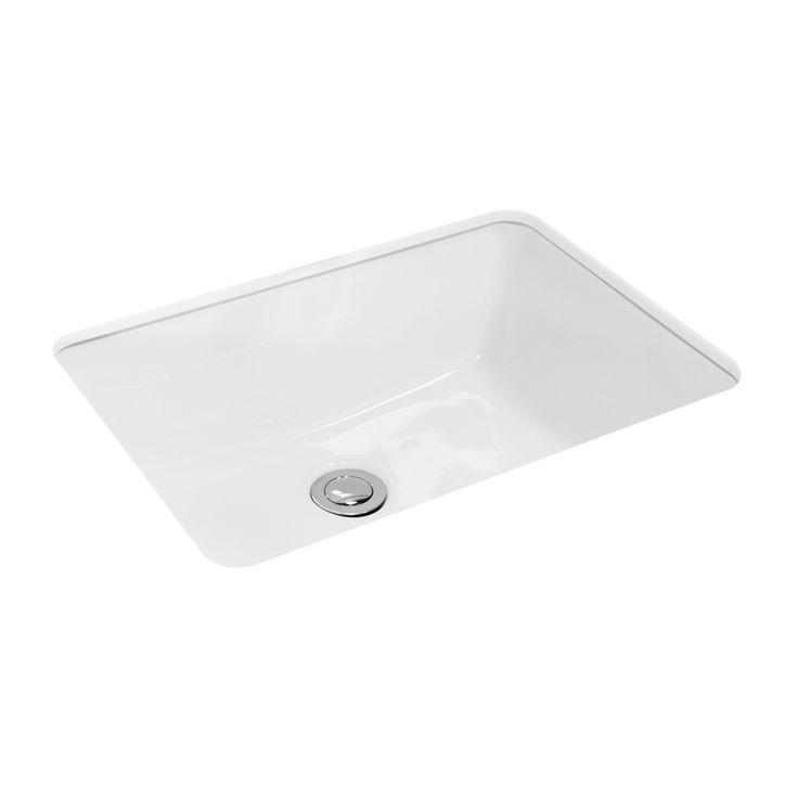 Blanco Sink Bunnings : Forme 390 x 520mm Rectangle Tucosi Bowl Undermount