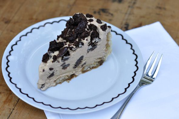 Chocolate Espresso Semifreddo Recipe — Dishmaps