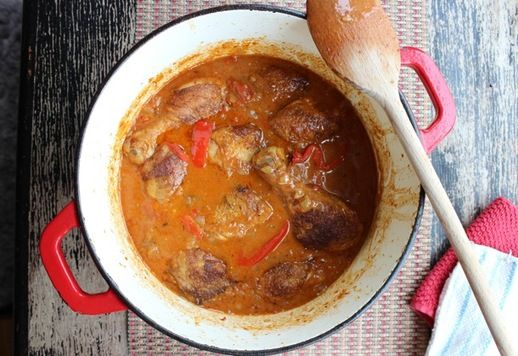 Chicken Paprikash | Recipe